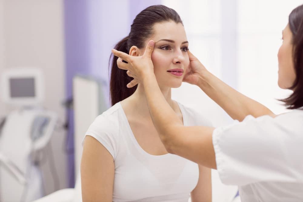 plasma pen for skin rejuvenation and tightening in fibroblast therapy