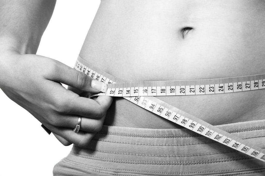 stubborn belly and lower belly fat deposits