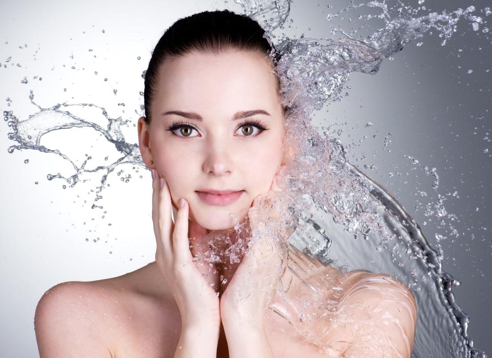 TWEL or trans epidermal water loss
